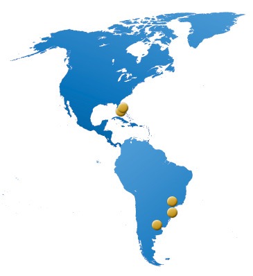 InPhonex Worldwide Locations